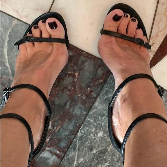 Kendall & Kylie Shoes - Kendal and Kylie black heels